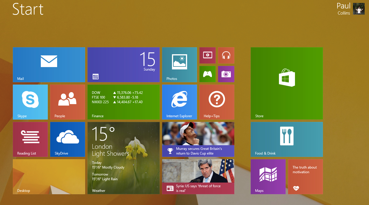 Windows 8 1  Start Menu And Booting To Desktop